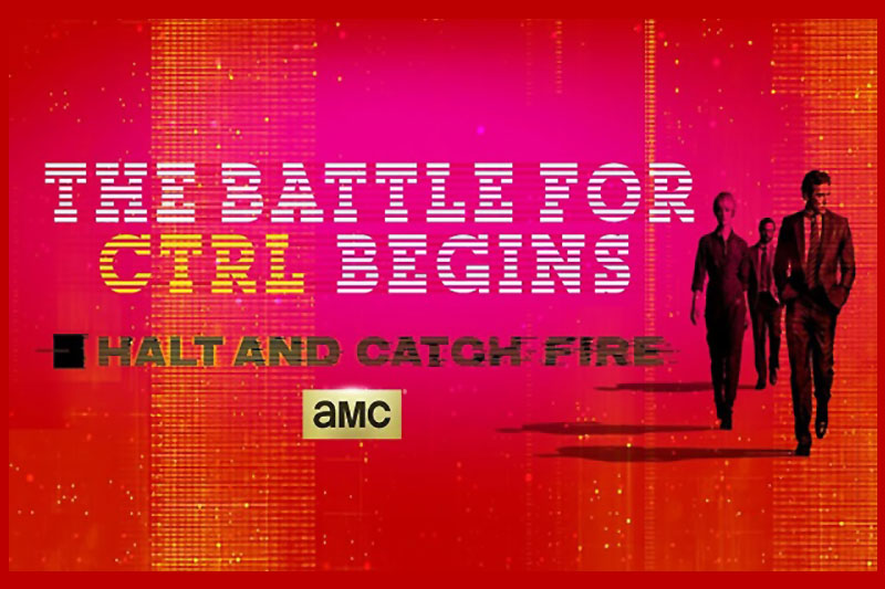 DOPPIAGGIO ODS! HALT AND CATCH FIRE da marzo su RAI 4.