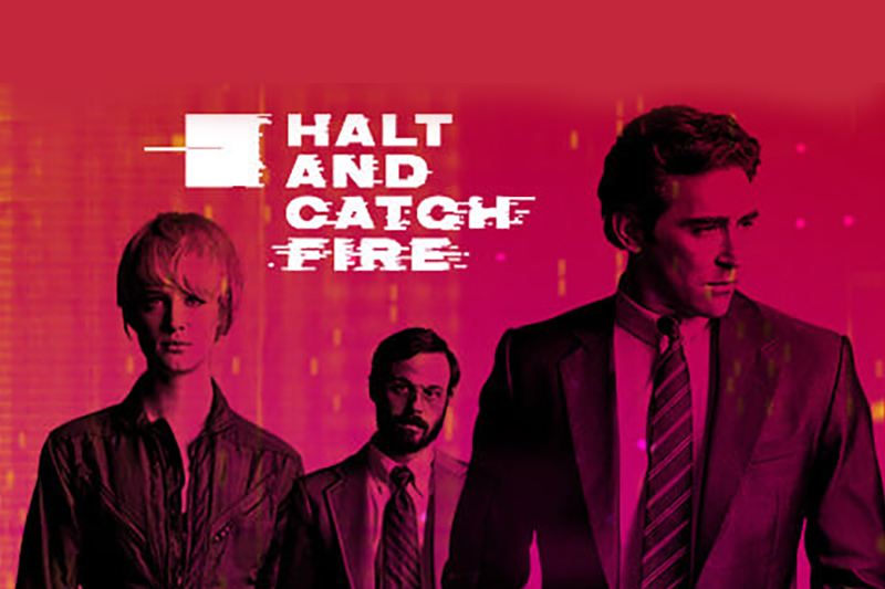 Doppiaggio ODS!  HALT AND CATCH FIRE